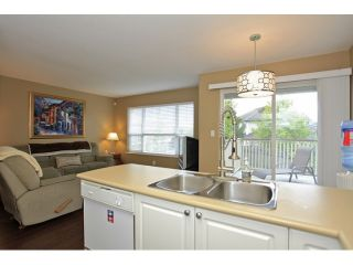 """Photo 6: 18650 65TH Avenue in SURREY: Cloverdale BC Townhouse for sale in """"RIDGEWAY"""" (Cloverdale)  : MLS®# F1215322"""