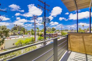 Photo 22: HILLCREST Townhouse for sale : 3 bedrooms : 160 W W Robinson Ave in San Diego