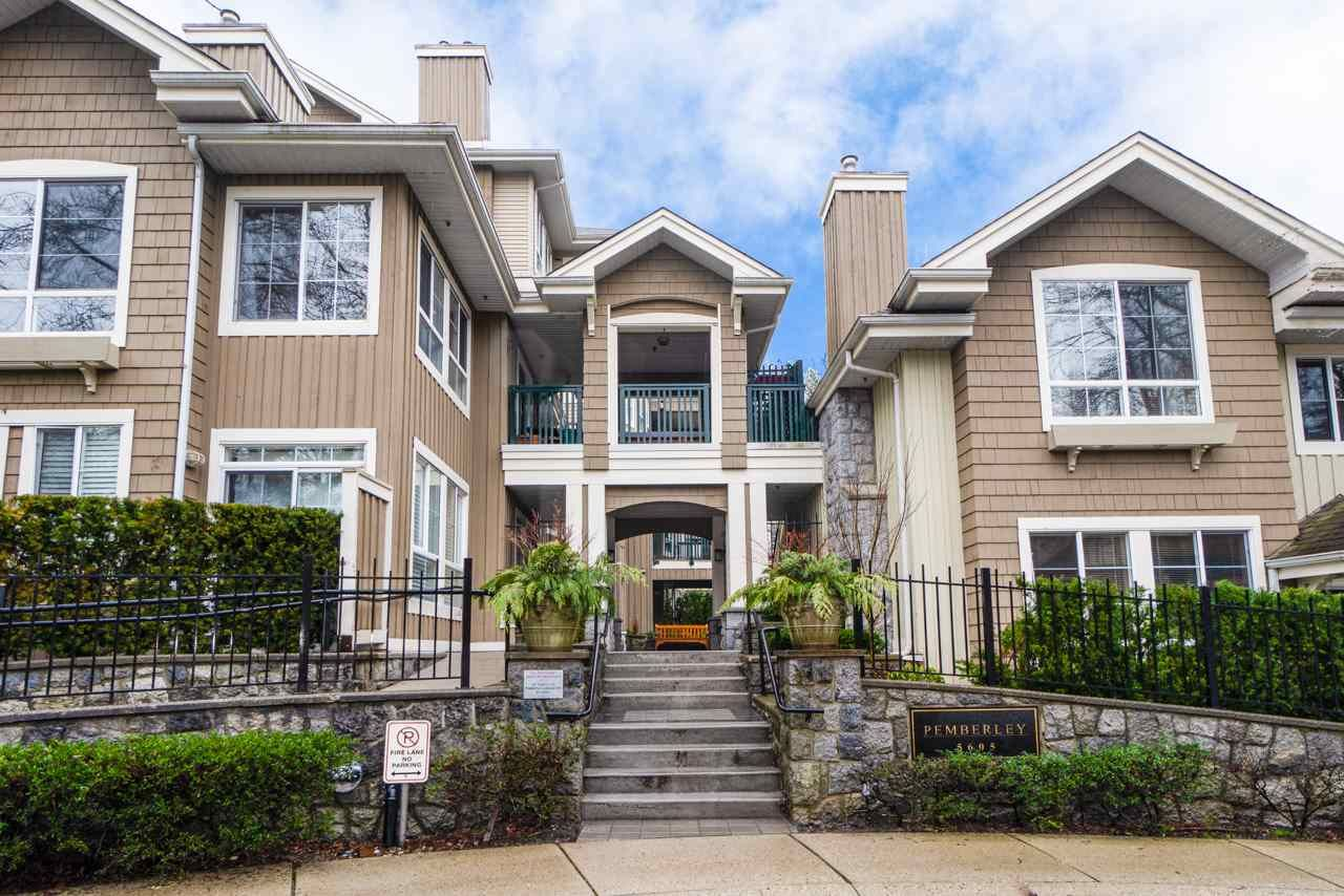Main Photo: 30 5605 HAMPTON PLACE in : University VW Townhouse for sale : MLS®# R2429970