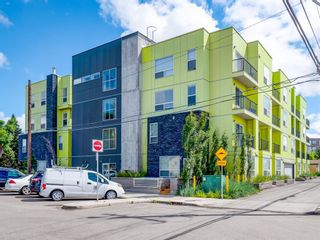 Main Photo: 409 1740 9 Street NW in Calgary: Mount Pleasant Apartment for sale : MLS®# A1152816