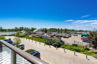 """Photo 1: 201 6160 LONDON Road in Richmond: Steveston South Condo for sale in """"THE PIER AT LONDON LANDING"""" : MLS®# R2590843"""