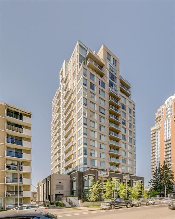 Main Photo: 1605 1500 7 Street SW in Calgary: Beltline Apartment for sale : MLS®# A1071047