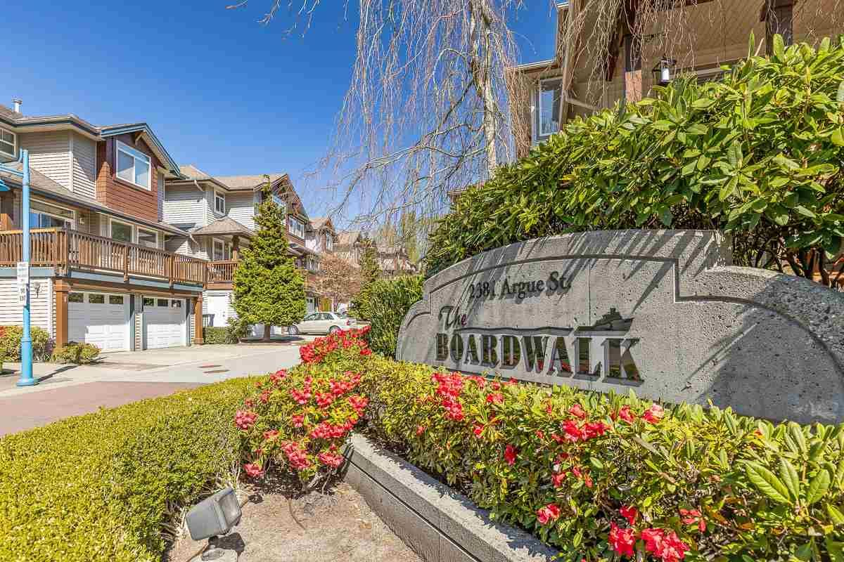 "Main Photo: 9 2381 ARGUE Street in Port Coquitlam: Citadel PQ House for sale in ""THE BOARDWALK"" : MLS®# R2568447"