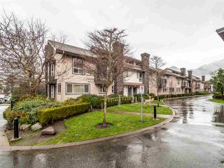 "Photo 1: 33 1204 MAIN Street in Squamish: Downtown SQ Townhouse for sale in ""Aqua Townhome"" : MLS®# R2523986"