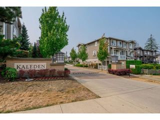 """Photo 1: 96 2729 158 Street in Surrey: Grandview Surrey Townhouse for sale in """"The Kaleden"""" (South Surrey White Rock)  : MLS®# R2338409"""