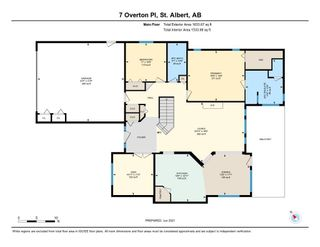 Photo 48: 7 OVERTON Place: St. Albert House for sale : MLS®# E4248931