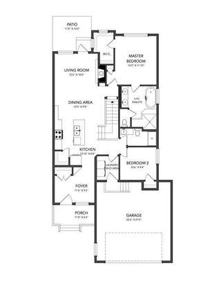 Photo 4: 47 CORTINA Villas SW in Calgary: Springbank Hill Semi Detached for sale : MLS®# C4299243