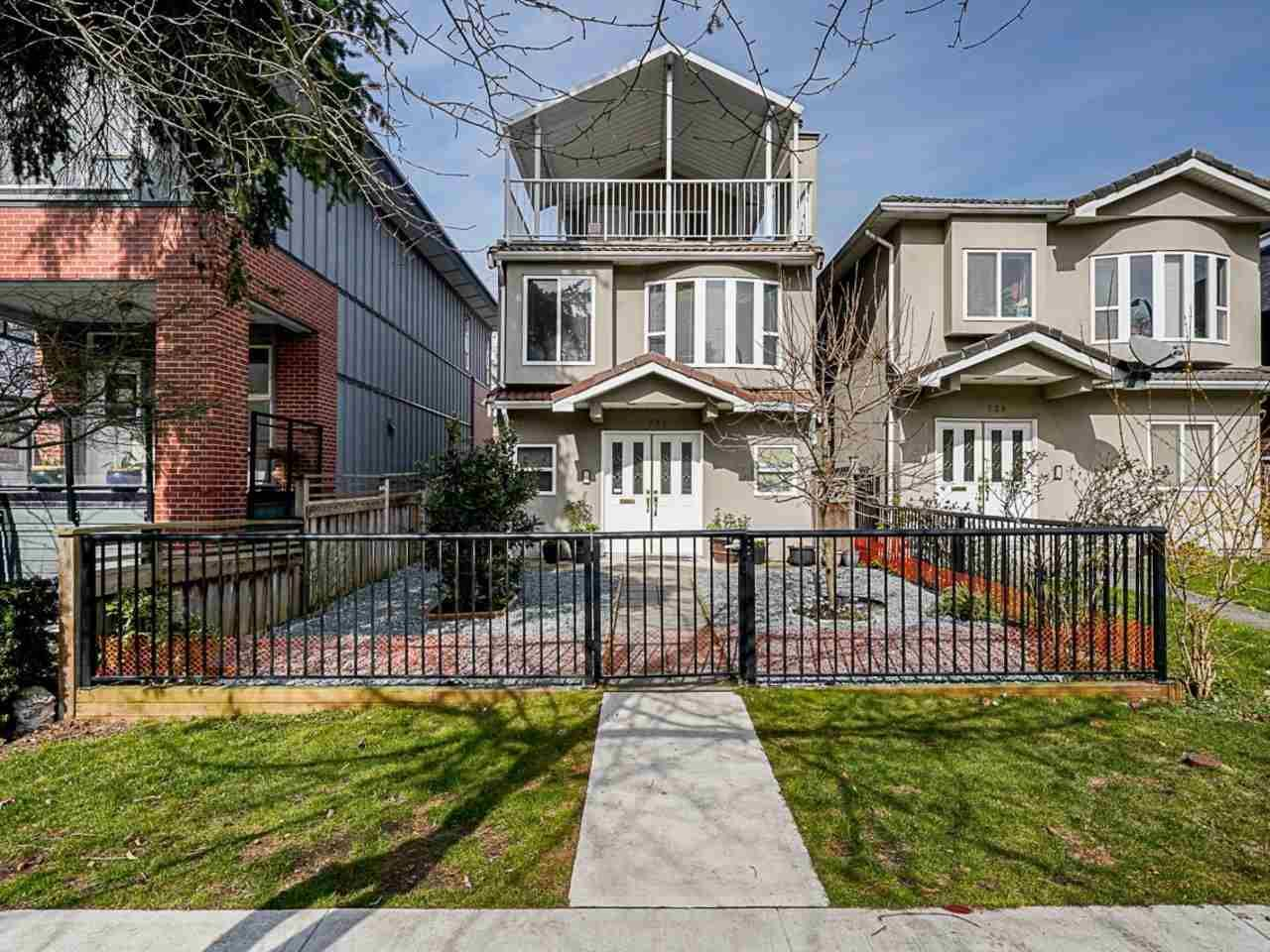 Main Photo: 735 E 20TH Avenue in Vancouver: Fraser VE House for sale (Vancouver East)  : MLS®# R2556666