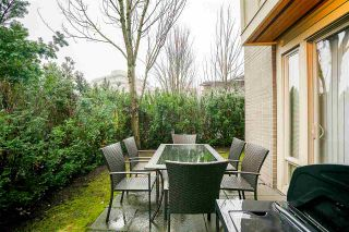 """Photo 17: 100 9229 UNIVERSITY Crescent in Burnaby: Simon Fraser Univer. Townhouse for sale in """"SERENITY"""" (Burnaby North)  : MLS®# R2329232"""