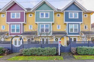 Photo 1: 2 4729 GARRY STREET in Delta: Ladner Elementary Townhouse for sale (Ladner)  : MLS®# R2024953