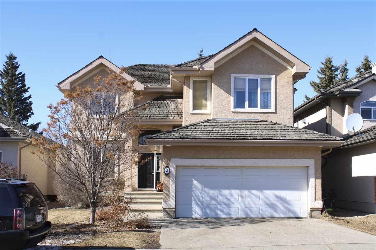 Main Photo: 2 Prestige Point in Edmonton: Zone 22 Condo for sale : MLS®# E4233638