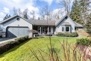 Photo 1: 8536 TERRIS Street in Mission: Mission BC House for sale : MLS®# R2548031