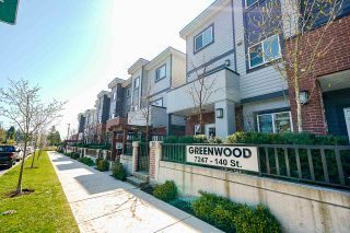 """Photo 38: 39 7247 140 Street in Surrey: East Newton Townhouse for sale in """"GREENWOOD TOWNHOMES"""" : MLS®# R2608113"""