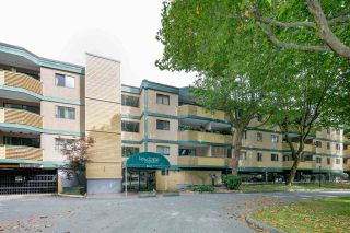 """Main Photo: 112 8651 WESTMINSTER Highway in Richmond: Brighouse Condo for sale in """"LANSDOWNE SQUARE"""" : MLS®# R2534598"""