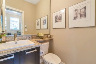 """Photo 17: 37 2925 KING GEORGE Boulevard in Surrey: King George Corridor Townhouse for sale in """"KEYSTONE"""" (South Surrey White Rock)  : MLS®# R2514109"""