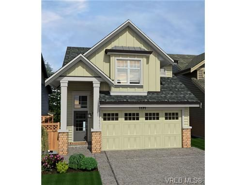 Main Photo: 1171 Bombardier Cres in VICTORIA: La Westhills House for sale (Langford)  : MLS®# 728355