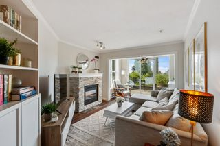 """Photo 2: 111 155 E 3RD Street in North Vancouver: Lower Lonsdale Condo for sale in """"The Solano"""" : MLS®# R2596200"""