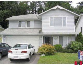Photo 1: 8621 CHILLIWACK MTN RD in Chilliwack: Chilliwack Mountain House for sale : MLS®# H2503836