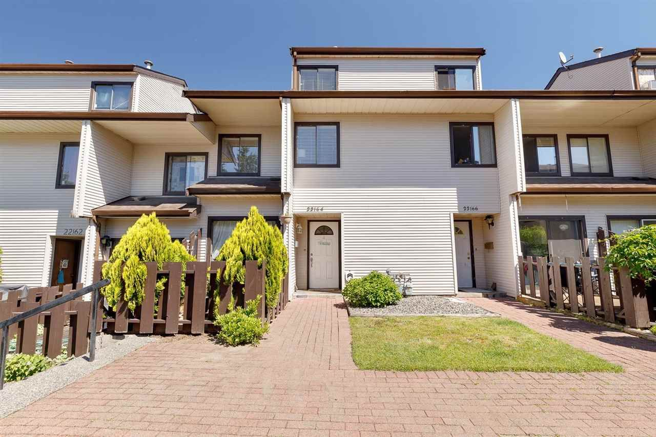 """Main Photo: 22164 122 Avenue in Maple Ridge: West Central Townhouse for sale in """"Golden Ears Place"""" : MLS®# R2588444"""