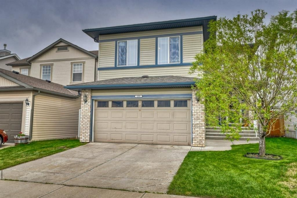 Main Photo: 199 Sagewood Drive SW: Airdrie Detached for sale : MLS®# A1119467