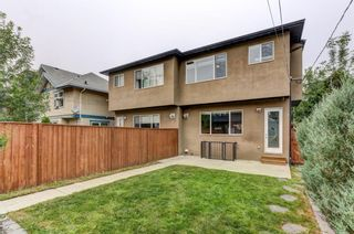 Photo 30: 1609 Broadview Road NW in Calgary: Hillhurst Semi Detached for sale : MLS®# A1136229