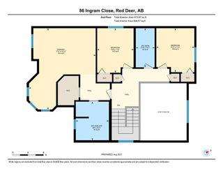 Photo 46: 86 Ingram Close: Red Deer Detached for sale : MLS®# A1134785