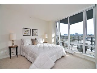 """Photo 12: 1603 8 SMITHE Mews in Vancouver: False Creek Condo for sale in """"Flagship"""" (Vancouver West)  : MLS®# V1064248"""
