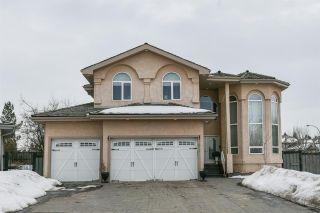 Main Photo: 649 HENDERSON Street in Edmonton: Zone 14 House for sale : MLS®# E4215997