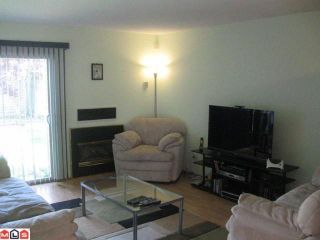 """Photo 4: 292 32550 MACLURE Road in Abbotsford: Abbotsford West Townhouse for sale in """"CLEARBROOK VILLAGE"""" : MLS®# F1113377"""