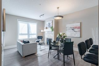 Photo 1: 102 518 33 Street NW in Calgary: Parkdale Apartment for sale : MLS®# A1091998