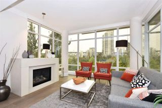 """Photo 2: 603 428 BEACH Crescent in Vancouver: Yaletown Condo for sale in """"Kings Landing"""" (Vancouver West)  : MLS®# R2202803"""