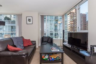 """Photo 4: 605 1212 HOWE Street in Vancouver: Downtown VW Condo for sale in """"1212 Howe"""" (Vancouver West)  : MLS®# R2091992"""