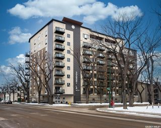 Photo 2: 708 550 4th Avenue North in Saskatoon: City Park Residential for sale : MLS®# SK846400