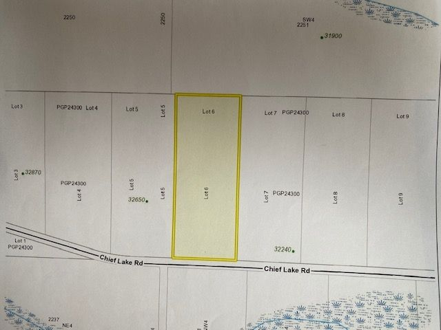 "Main Photo: LOT 6 CHIEF LAKE Road in Prince George: Nukko Lake Land for sale in ""CHIEF LAKE"" (PG Rural North (Zone 76))  : MLS®# R2464872"