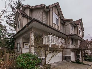 """Photo 1: 49 15133 29A Avenue in Surrey: King George Corridor Townhouse for sale in """"STONEWOODS"""" (South Surrey White Rock)  : MLS®# F1401497"""
