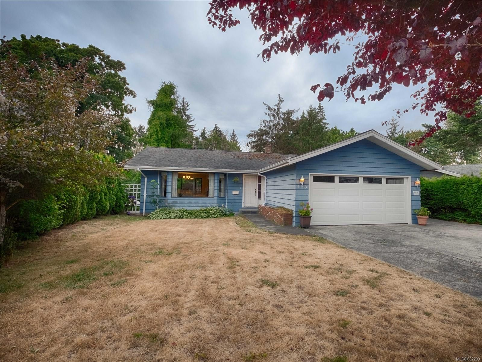 Main Photo: 185 Vista Bay Dr in : CR Willow Point House for sale (Campbell River)  : MLS®# 882299