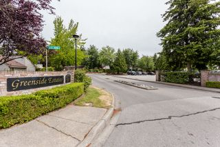 """Photo 2: 6155 E GREENSIDE Drive in Surrey: Cloverdale BC Townhouse for sale in """"Greenside Estates"""" (Cloverdale)  : MLS®# R2279920"""