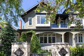 Main Photo: 620 17 Avenue NW in Calgary: Mount Pleasant Semi Detached for sale : MLS®# A1120819