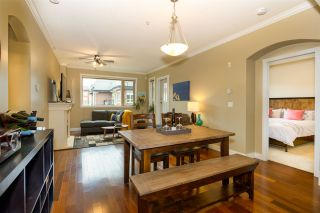 """Photo 7: 213 2627 SHAUGHNESSY Street in Port Coquitlam: Central Pt Coquitlam Condo for sale in """"VILLAGIO"""" : MLS®# R2399520"""