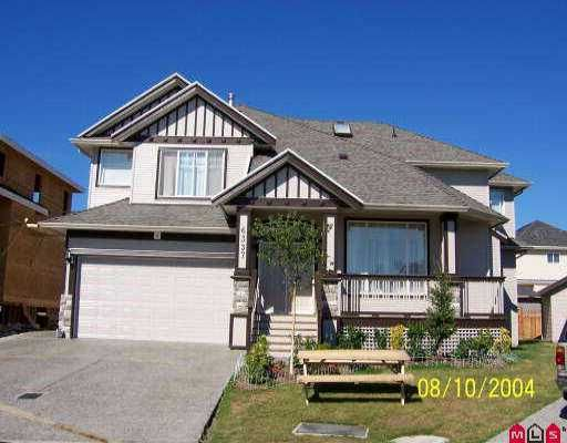 """Main Photo: 6337 166A ST in Surrey: Cloverdale BC House for sale in """"Clover Ridge"""" (Cloverdale)  : MLS®# F2504974"""