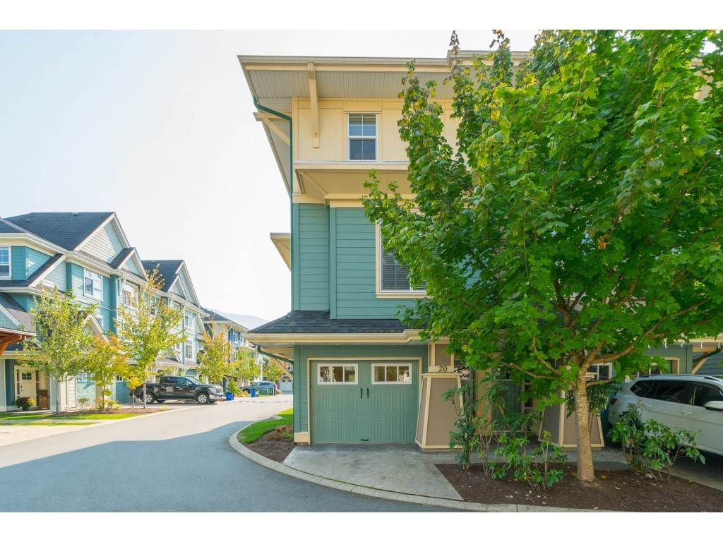 """Photo 33: Photos: 20 45290 SOOWAHLIE Crescent in Chilliwack: Vedder S Watson-Promontory Townhouse for sale in """"PARK GATE"""" (Sardis)  : MLS®# R2504306"""