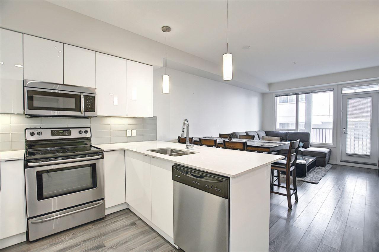 Main Photo: 210 9907 91 Avenue in Edmonton: Zone 15 Condo for sale : MLS®# E4237446