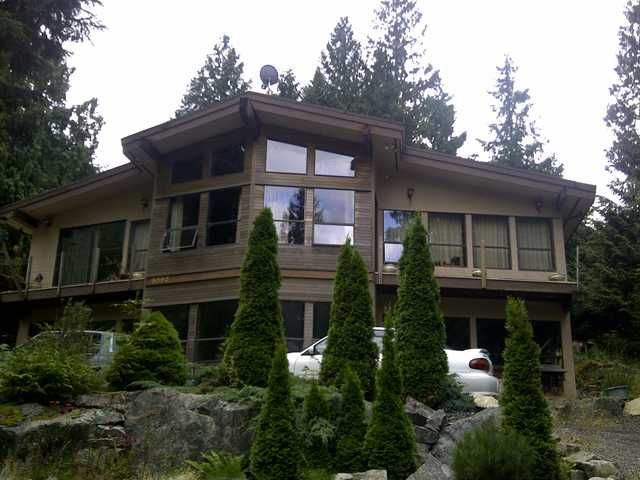 """Main Photo: 8593 BEDORA Place in West Vancouver: Howe Sound House for sale in """"Sunset Point"""" : MLS®# V900327"""
