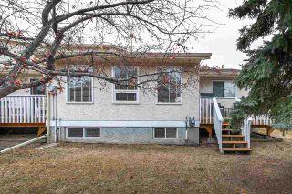 Photo 27: 29 9375 172 Street in Edmonton: Zone 20 House Half Duplex for sale : MLS®# E4237463