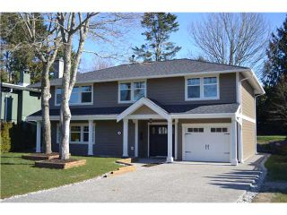 "Photo 1: 250 54A Street in Tsawwassen: Pebble Hill House for sale in ""PEBBLE HILL"" : MLS®# V873477"