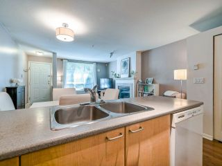 """Photo 9: 63 6588 SOUTHOAKS Crescent in Burnaby: Highgate Townhouse for sale in """"Tudor Grove"""" (Burnaby South)  : MLS®# R2501308"""