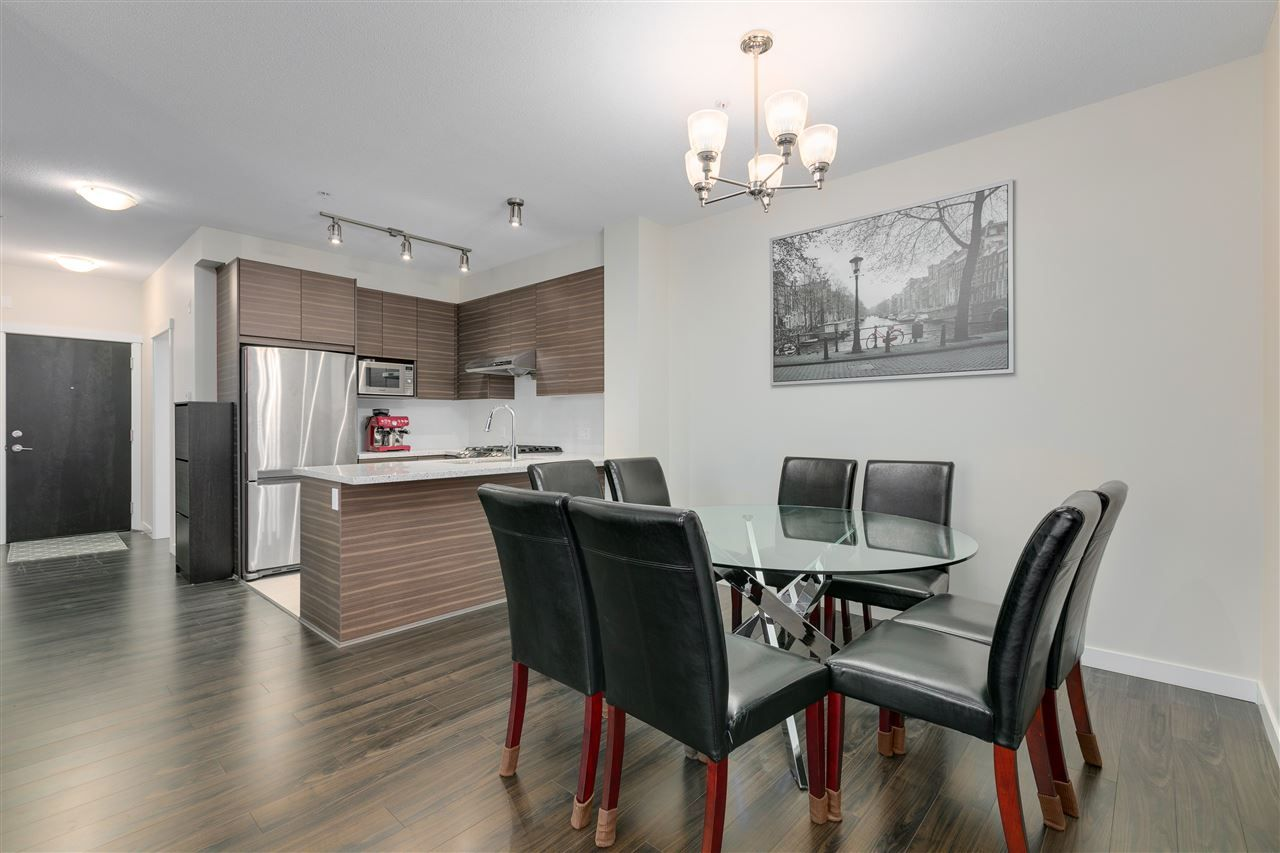 Main Photo: 322 9388 MCKIM Way in Richmond: West Cambie Condo for sale : MLS®# R2566420