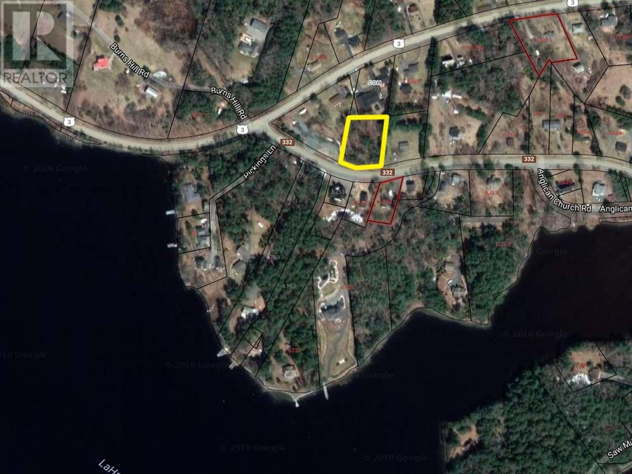 Main Photo: HWY 332 in Upper Lahave: Vacant Land for sale : MLS®# 201817714