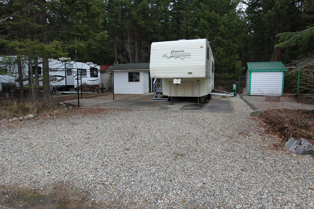 Main Photo: 195 3980 Squilax Anglemont Road in Scotch Creek: North Shuswap Recreational for sale (Shuswap)  : MLS®# 10228286