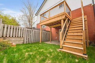 Photo 30: 262 Ormond Drive in Oshawa: Samac House (2-Storey) for sale : MLS®# E5228506